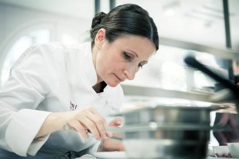 Anne-Sophie Pic, l'élégance qui touche les cimes de la gastronomie | MILLESIMES 62 : blog de Sandrine et Stéphane SAVORGNAN | Scoop.it