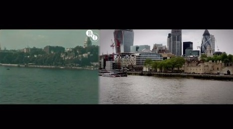 London, then and now (1927 to 2013) | D_sign | Scoop.it