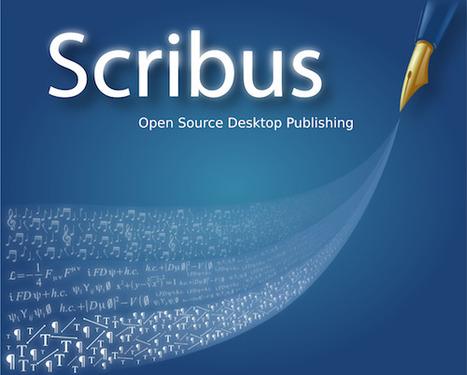 Scribus 1.5, une version pleine de promesses | TICE, Web 2.0, logiciels libres | Scoop.it