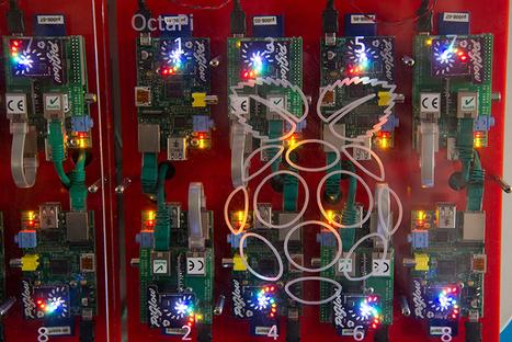 GCHQ's Raspberry Pi 'Bramble' - exploring the future of computing | Politics & Government | Scoop.it