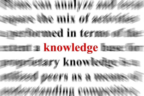 Knowledge is Power: Know More to Grow MoreInnovation | Nuava Business Solutions | Scoop.it