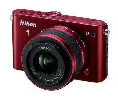 Nikon 1 J3 Systemkamera 2013 - Neue Kamera CES 2013 | Camera News | Scoop.it