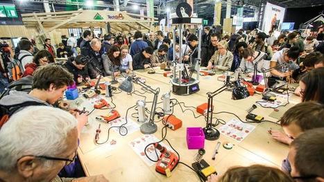 La Foire de Paris met les «Makers» à l'honneur | Vous avez dit Innovation ? | Scoop.it