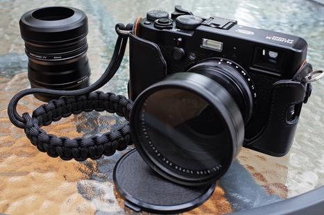 Fuji X100T plus—real-world enhancements and accessories | Fujifilm X Series APS C sensor camera | Scoop.it