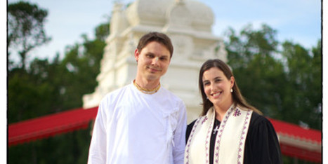 Interfaith Marriage: Christian And Hindu Love Story Told In 'Saffron Cross' - Huffington Post | Christian Marriages | Scoop.it