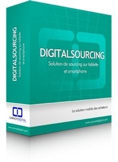 Solution de sourcing sur tablette et smartphone - Digitalsourcing | Solutions web | Scoop.it