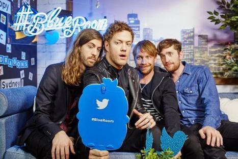 Twitter lance une Blue Room pour échanger avec les célébrités | Actualité Social Media : blogs & réseaux sociaux | Scoop.it