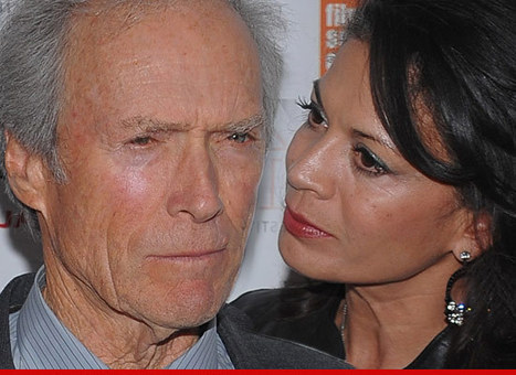 Clint Eastwood's Wife Dina Files For Divorce   Clint Eastwood   Scoop.it