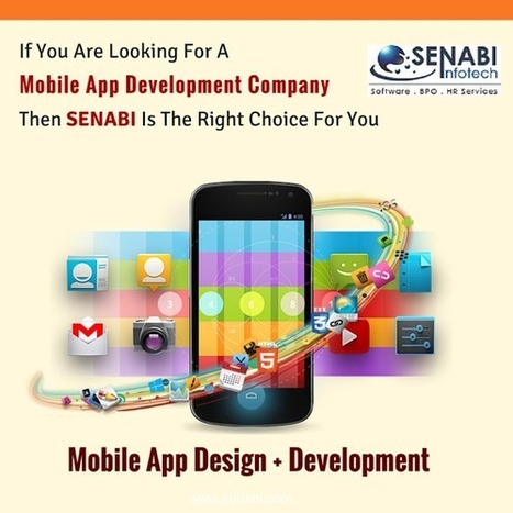 How To Compare The Capabilities Of iPhone App Development Company | SENABI Infotech Limited | Scoop.it