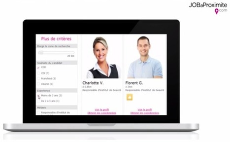 La personnalité plutôt que le CV | L'experience utilisateur et l'ergonomie | Scoop.it