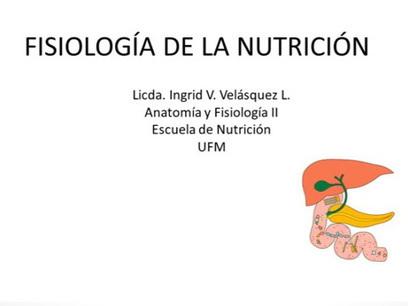 Fisiología de la nutrición | Principios de la nutrición | Scoop.it