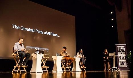 Transmedia in Digital Age – Doha Tribeca Film Festival 2012- Think Media Labs | Los Storytellers | Scoop.it