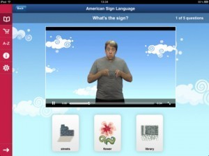 World's First Children's Storybook App With Sign Language | iPads in Education | Scoop.it