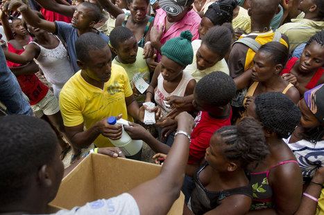 UN News - UN launches new initiative to eliminate cholera in Haiti and Dominican Republic | Nadinement vôtre ! | Scoop.it