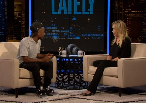 """Watch Kendrick Lamar on Chelsea Lately 