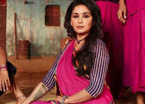 Madhuri Dixit: Age is just a number for me   A NUMBER FOR ME   Scoop.it