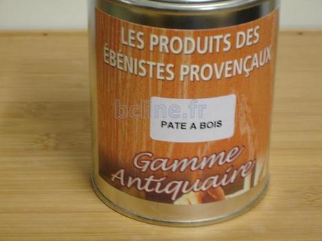 Pâte à bois - BC LINE Officiel | Entretien cuir et bois | Scoop.it