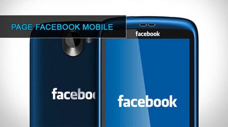 Optimiser sa page Facebook pour le mobile | Time to Learn | Scoop.it