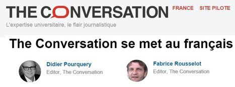 The Conversation, le nouveau média qui donne la parole aux universitaires | DocPresseESJ | Scoop.it