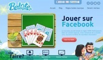 Social Gaming : le succès de l'app Facebook Belote en ligne | Social_gaming_fr | Scoop.it
