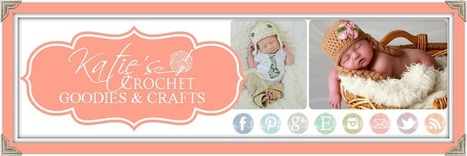 Katie's Crochet Goodies and Crafts: Free Crochet Pattern: Bible Cover or Case | Crochet Crochet Crochet.... | Scoop.it
