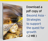 Beyond Asia - Strategies to Support the Quest for Growth - Ernst & Young | Business Brainpower with the Human Touch | Scoop.it