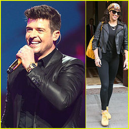 Robin Thicke: iHeartRadio Music Festival Performer! | 2013 ... | Promotions By Patrick | Scoop.it