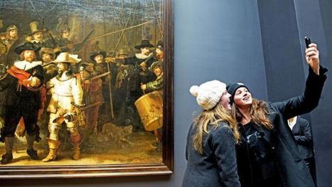 Amsterdam: un musée proscrit les selfies et encourage le dessin | Médiation scientifique et culturelle | Scoop.it