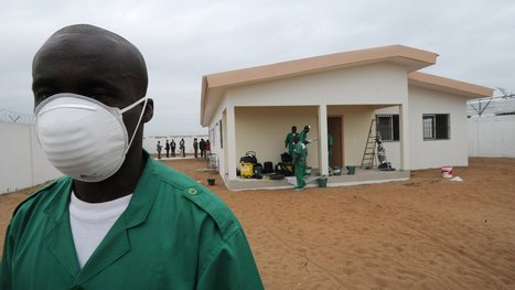 Ebola: Mapping the outbreak | AP Human Geography @ Hermitage High School - Ms. Anthony | Scoop.it