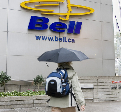 Is Bell's plan to monitor and profile Canadians legal: Geist | Toronto Star | Surveillance Society | Scoop.it