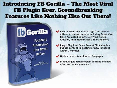 FB Gorilla, Facebook Automation Like Never Before | affiliate marketing | Scoop.it