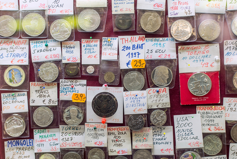 The History Of Collecting Coins - American Hard Assets | Auctions and Collectibles | Scoop.it