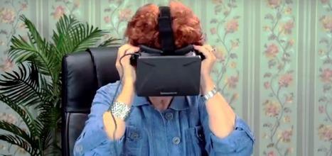 Les personnes âgées réagissent à Oculus Rift | Brain Damaged | we love seniors - les scoops | Scoop.it