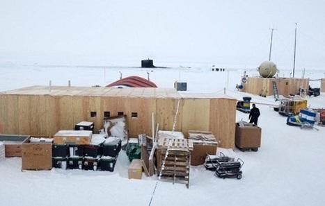 Ice Exercise 2014: Navy breaks down Alaska ice ... | Custom Military Rings | Scoop.it