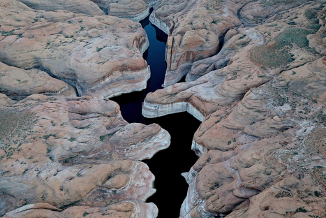 Western #Drought Enlarges 'Bathtub' Ring Around Lake #Powell #climate | Messenger for mother Earth | Scoop.it