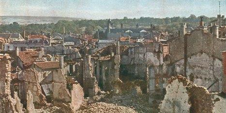 Les couleurs du désastre. Redécouverte d'autochromes de la Première Guerre mondiale - Livres TASCHEN | Nos Racines | Scoop.it