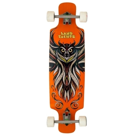 Professional Quality Longboards From Landyachtz | Online Skate Shop | Scoop.it