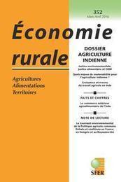 Économie rurale 2016/2 | Parution de revues | Scoop.it