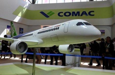 Le C919 chinois aurait franchi la barre des 400 commandes - Air&Cosmos | Digital et web | Scoop.it