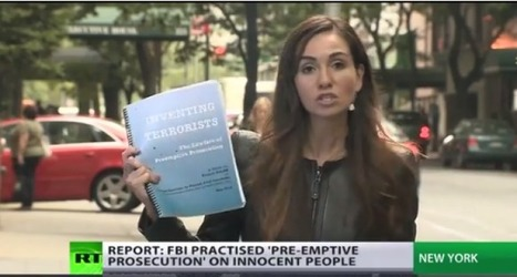 94% Of All Terrorist Attacks Are Invented By The FBI - Study Shows - Truth And Action | Criminal Justice in America | Scoop.it