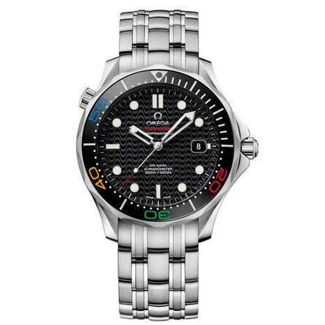 Replica Replica Omega Seamaster Diver 300M Rio 2016 watch on sale. | Tag heuer watches Replica,fake watches uk | Scoop.it