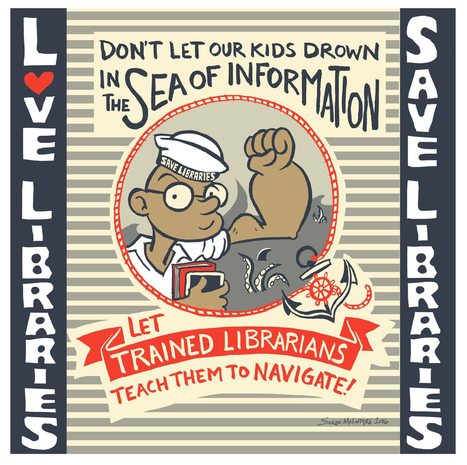 SCIS | The importance of school libraries in the Google Age | School Library Advocacy | Scoop.it