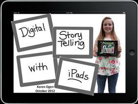 Karen Ogen | Telling Stories Digitally | Scoop.it