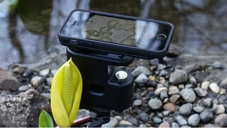 The MicrobeScope Uses Your iPhone As A Microscopic Sidekick To Capture Views Of Bacteria In Real-Time   Concepts   Scoop.it