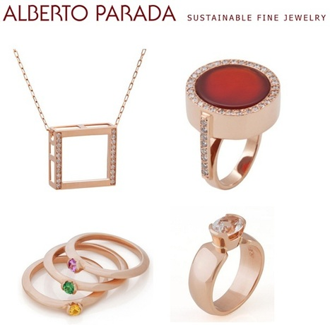 Alberto Parada – sustainable fine jewelry | Best of the Los Angeles Fashion | Scoop.it
