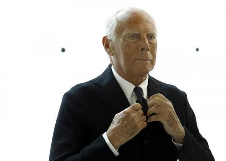 Armani fetes 40 years in fashion with VIP gala, new museum - Reuters | CLOVER ENTERPRISES ''THE ENTERTAINMENT OF CHOICE'' | Scoop.it