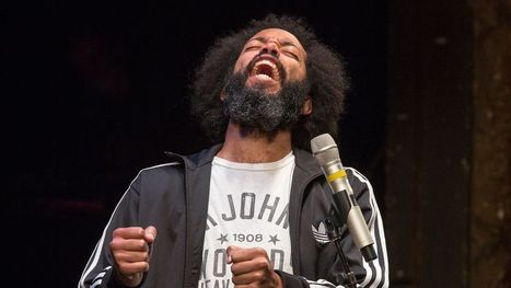Wyatt Cenac At RadioLoveFest - Soundcheck - WNYC | Brooklyn Buzz | Scoop.it