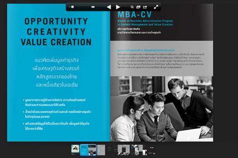 RSU News: เพิ่มมูลค่าธุรกิจ เพื่อเศรษฐกิจสร้างสรรค์ หลักสูตรแรกในไทย | University News | Scoop.it