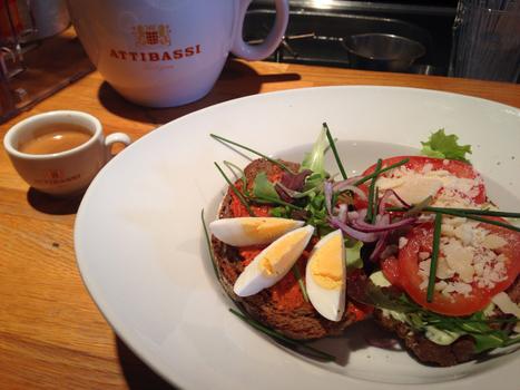 Eetcafé Max | Attibassi Caffe Benelux BV ®  www.attibassi.nl | Scoop.it
