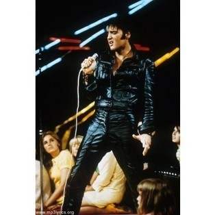 Elvis Presley Leather Jacket | Celebrity Movie And Gaming Jackets | Scoop.it